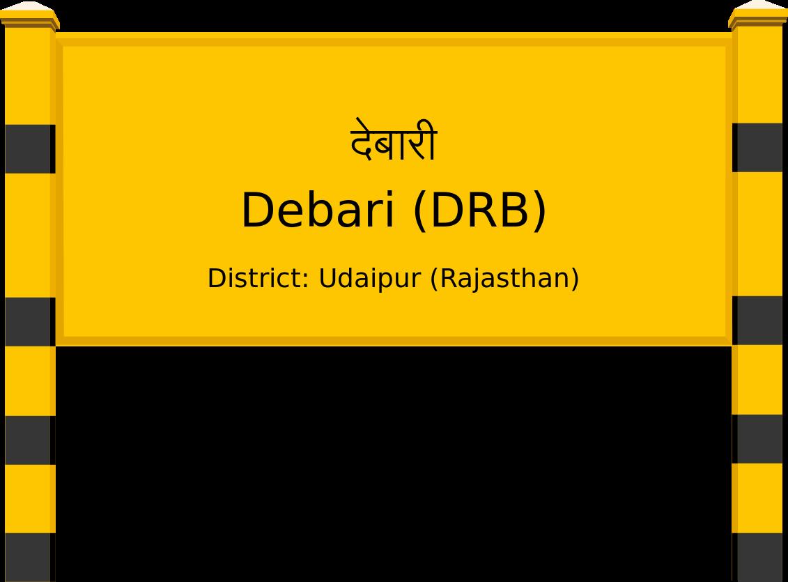 Debari (DRB) Railway Station