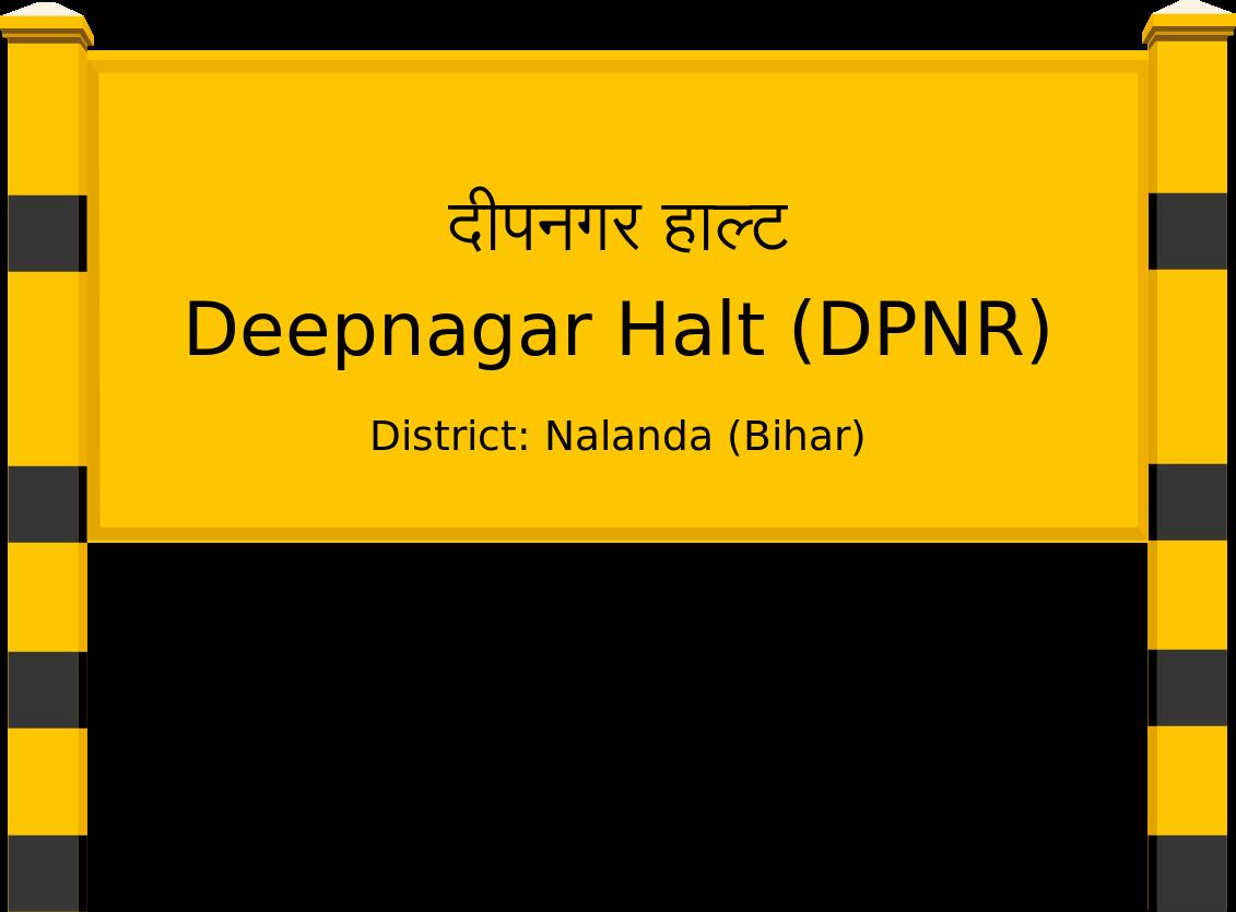Deepnagar Halt (DPNR) Railway Station