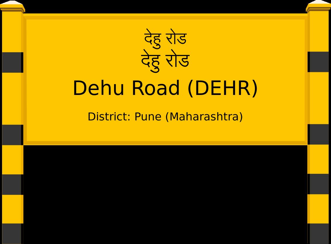 Dehu Road (DEHR) Railway Station
