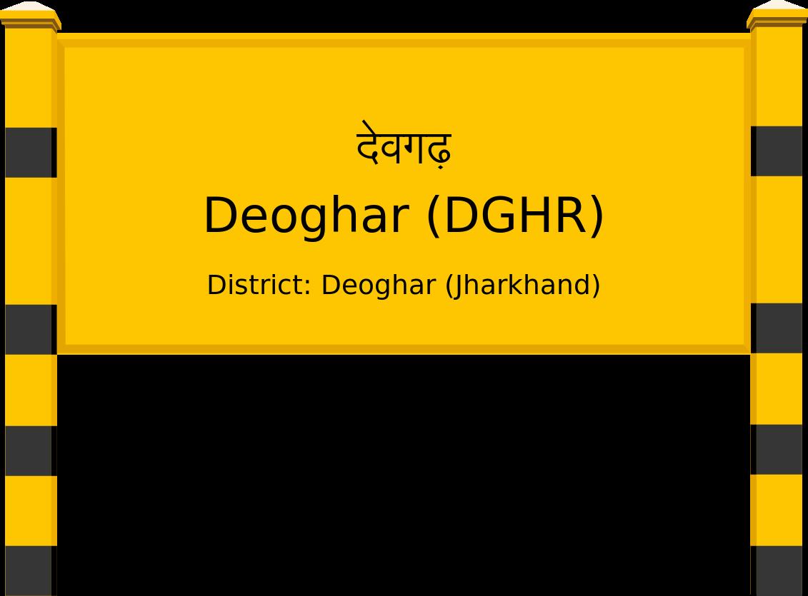 Deoghar (DGHR) Railway Station