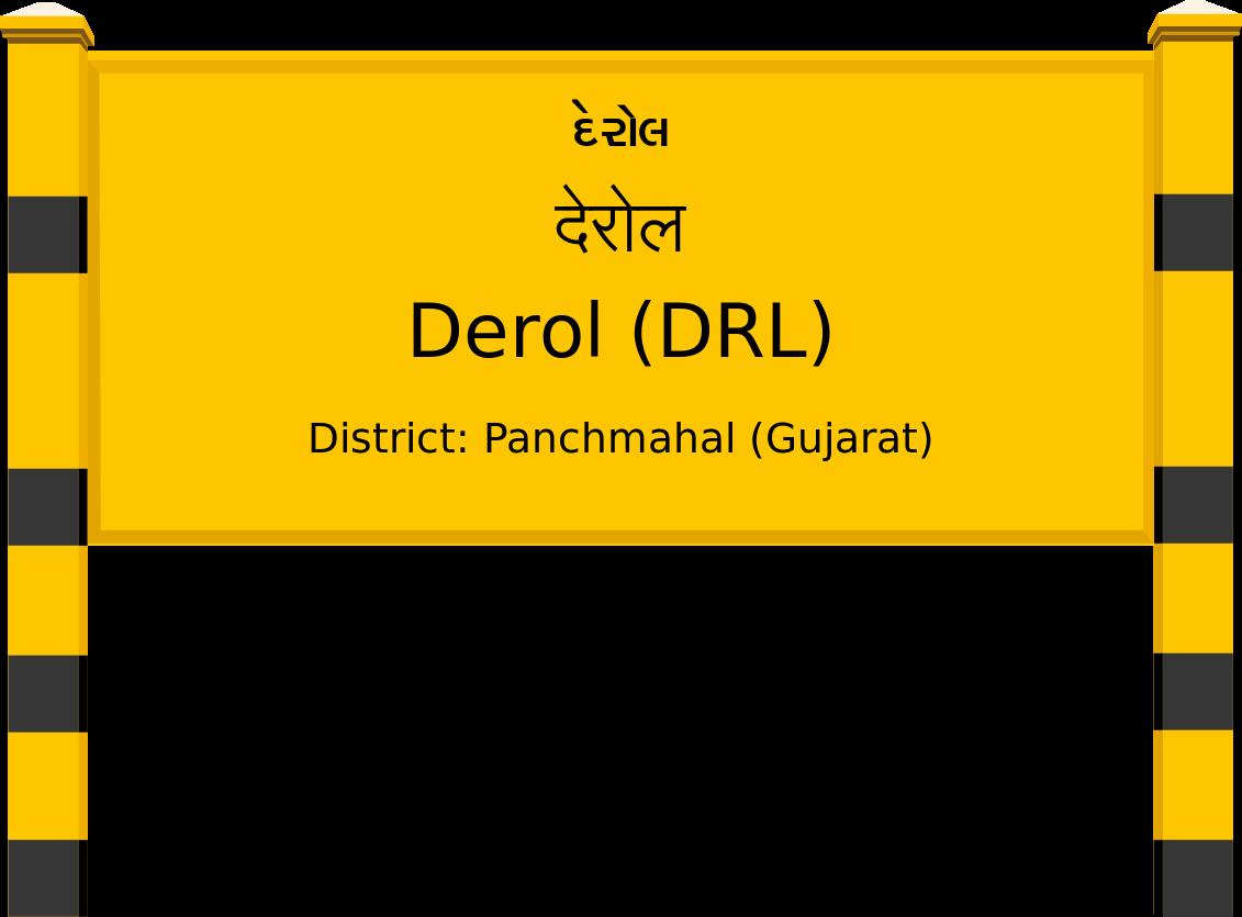 Derol (DRL) Railway Station