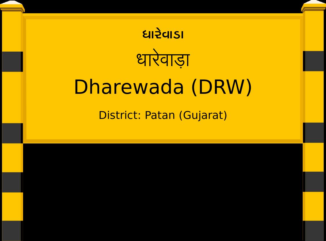 Dharewada (DRW) Railway Station