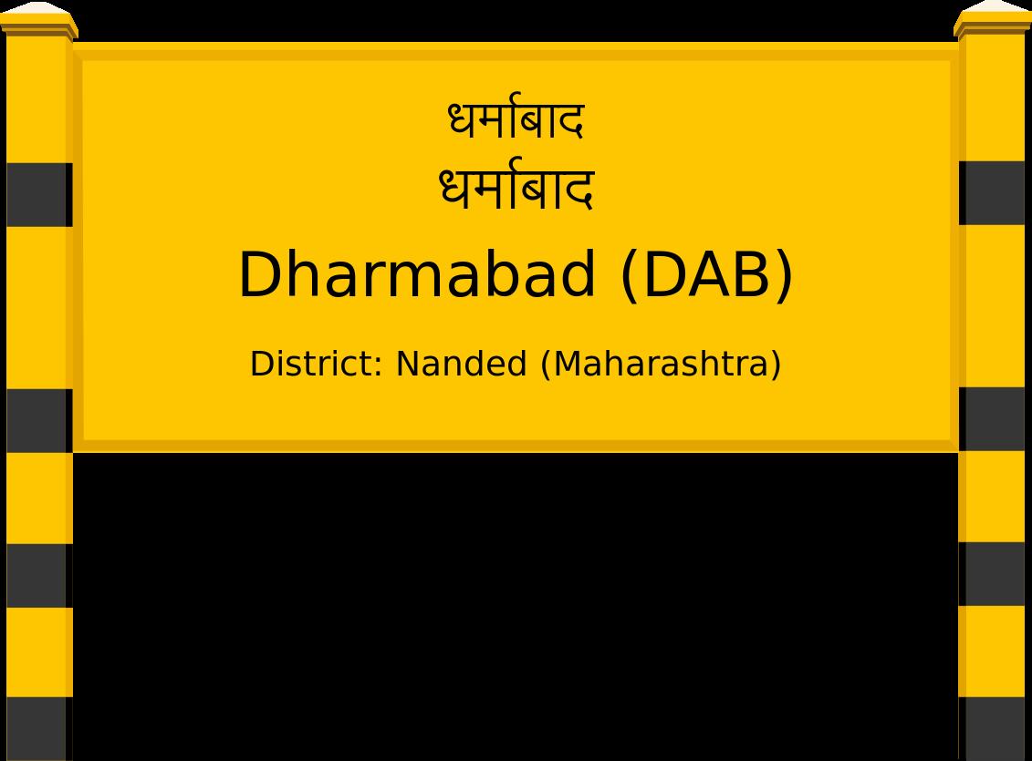 Dharmabad (DAB) Railway Station