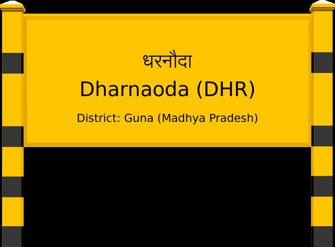 Dharnaoda (DHR) Railway Station
