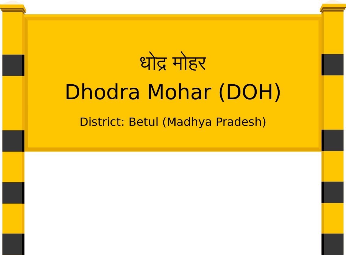 Dhodra Mohar (DOH) Railway Station