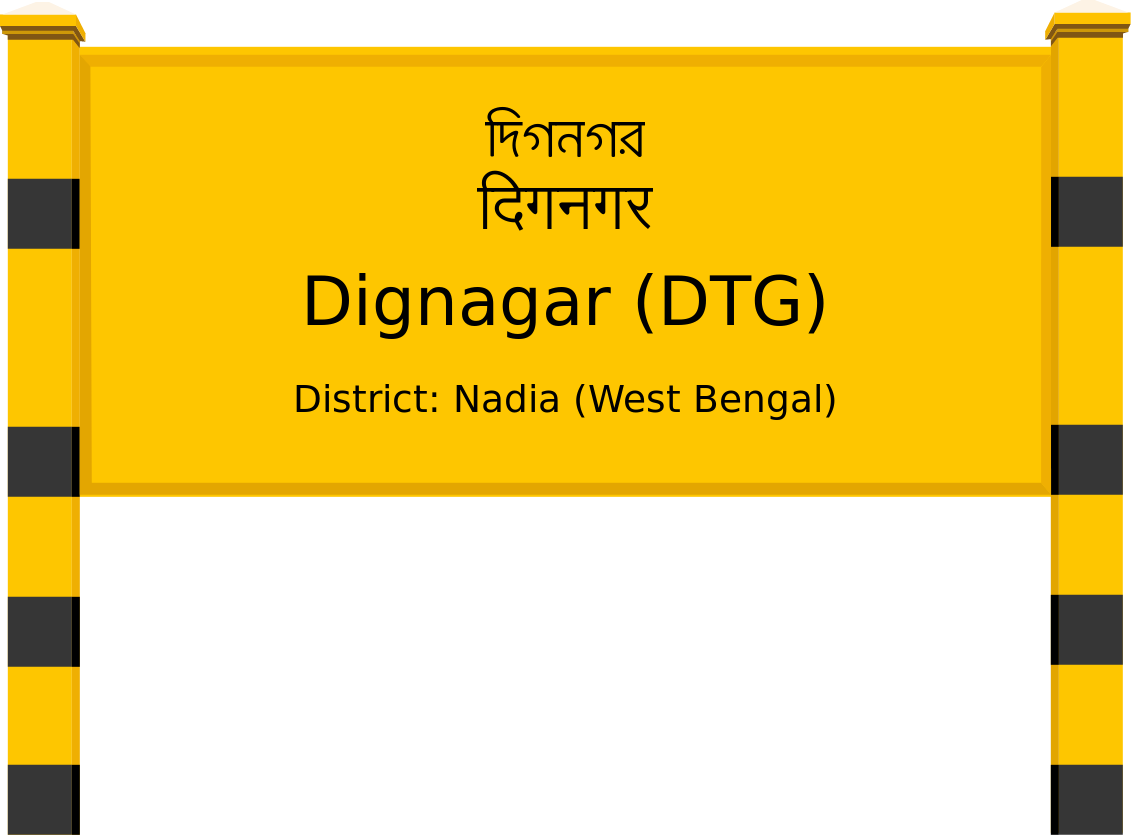 Dignagar (DTG) Railway Station