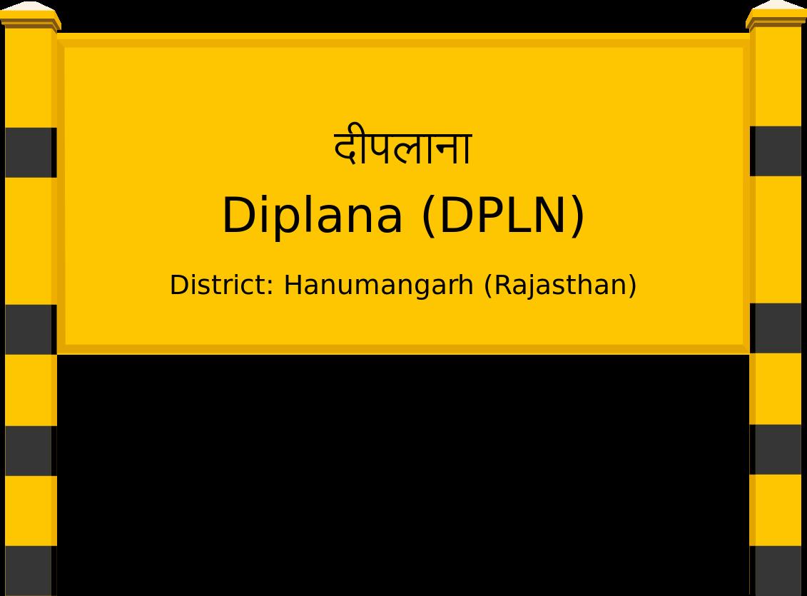 Diplana (DPLN) Railway Station