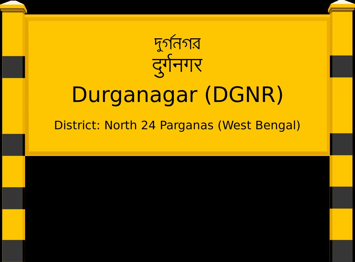 Durganagar (DGNR) Railway Station