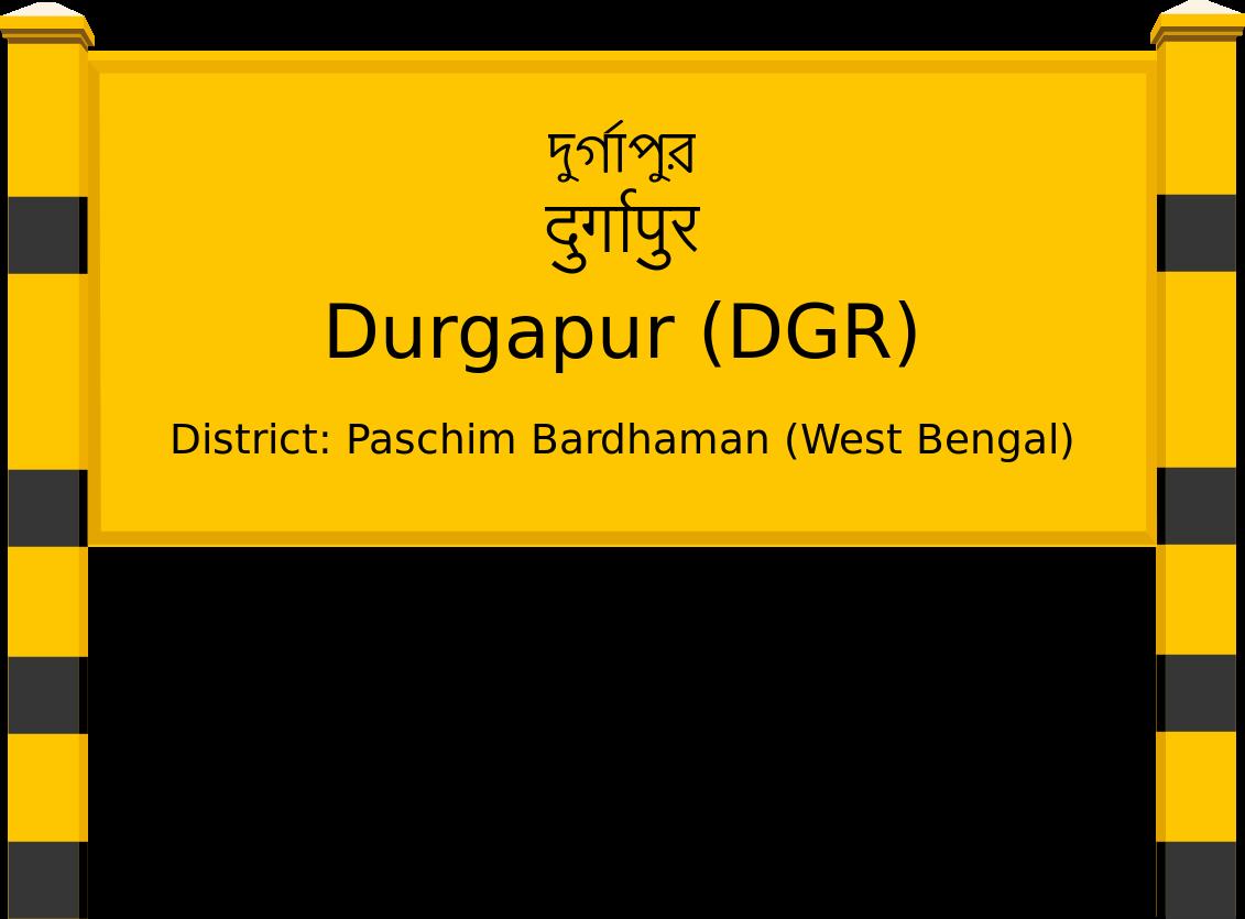 Durgapur (DGR) Railway Station
