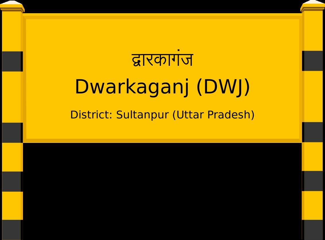 Dwarkaganj (DWJ) Railway Station