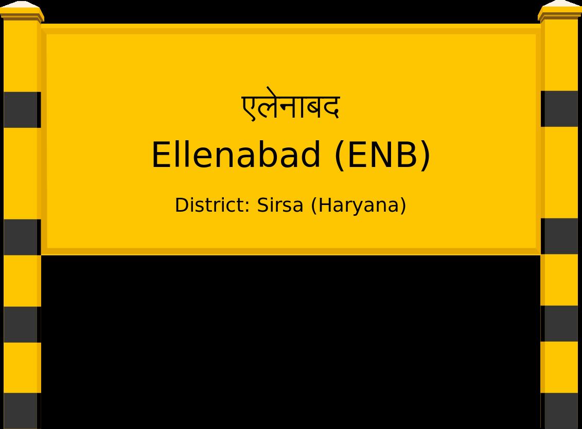 Ellenabad (ENB) Railway Station