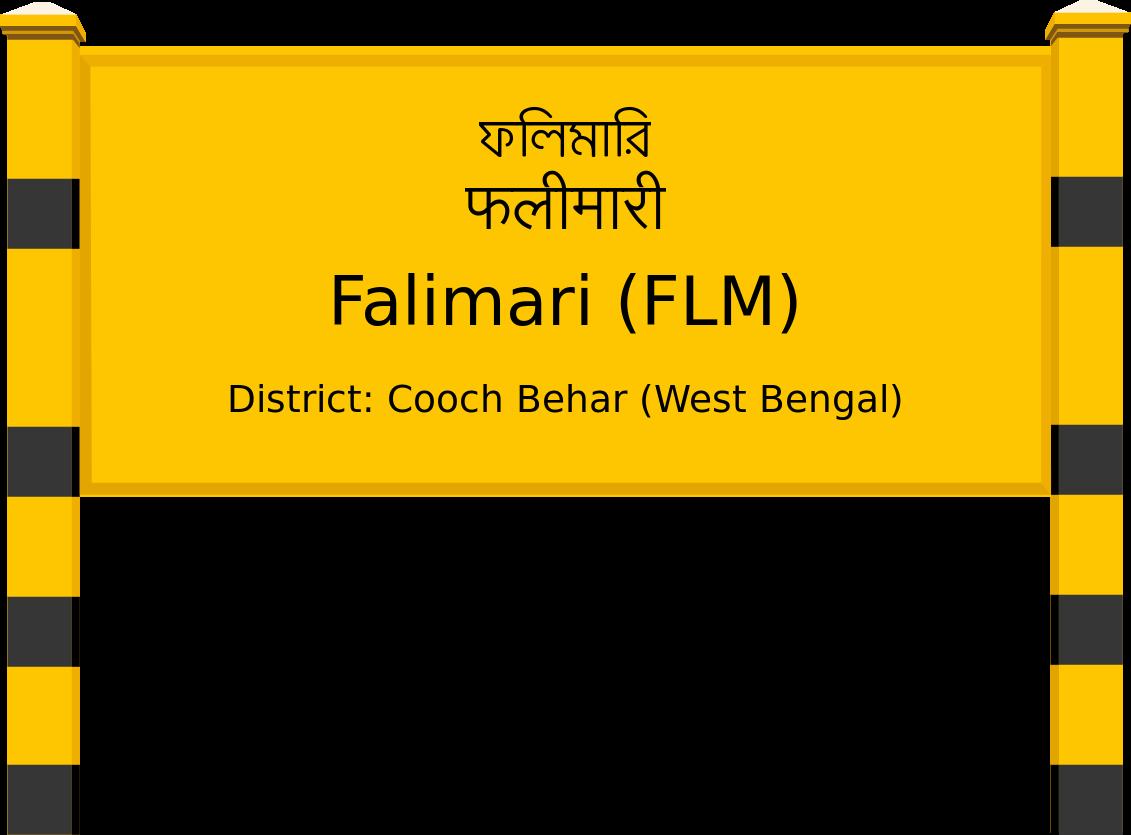 Falimari (FLM) Railway Station