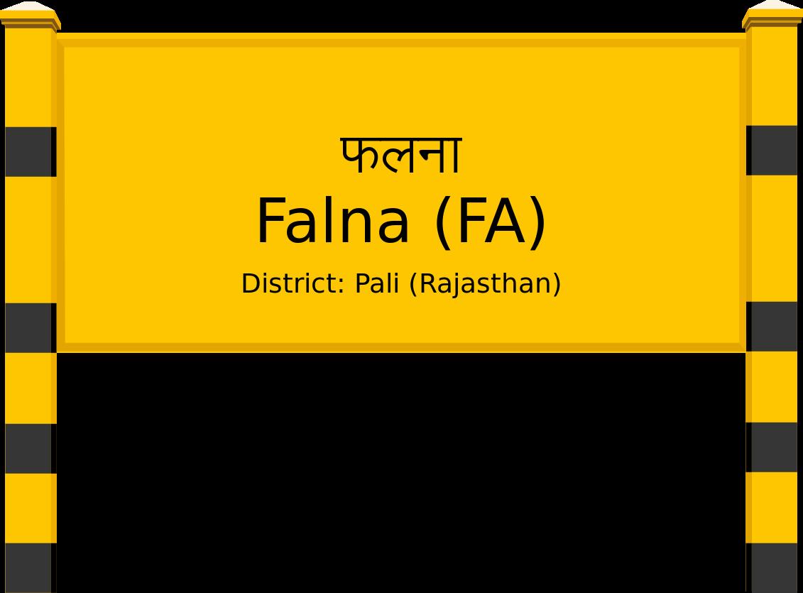 Falna (FA) Railway Station