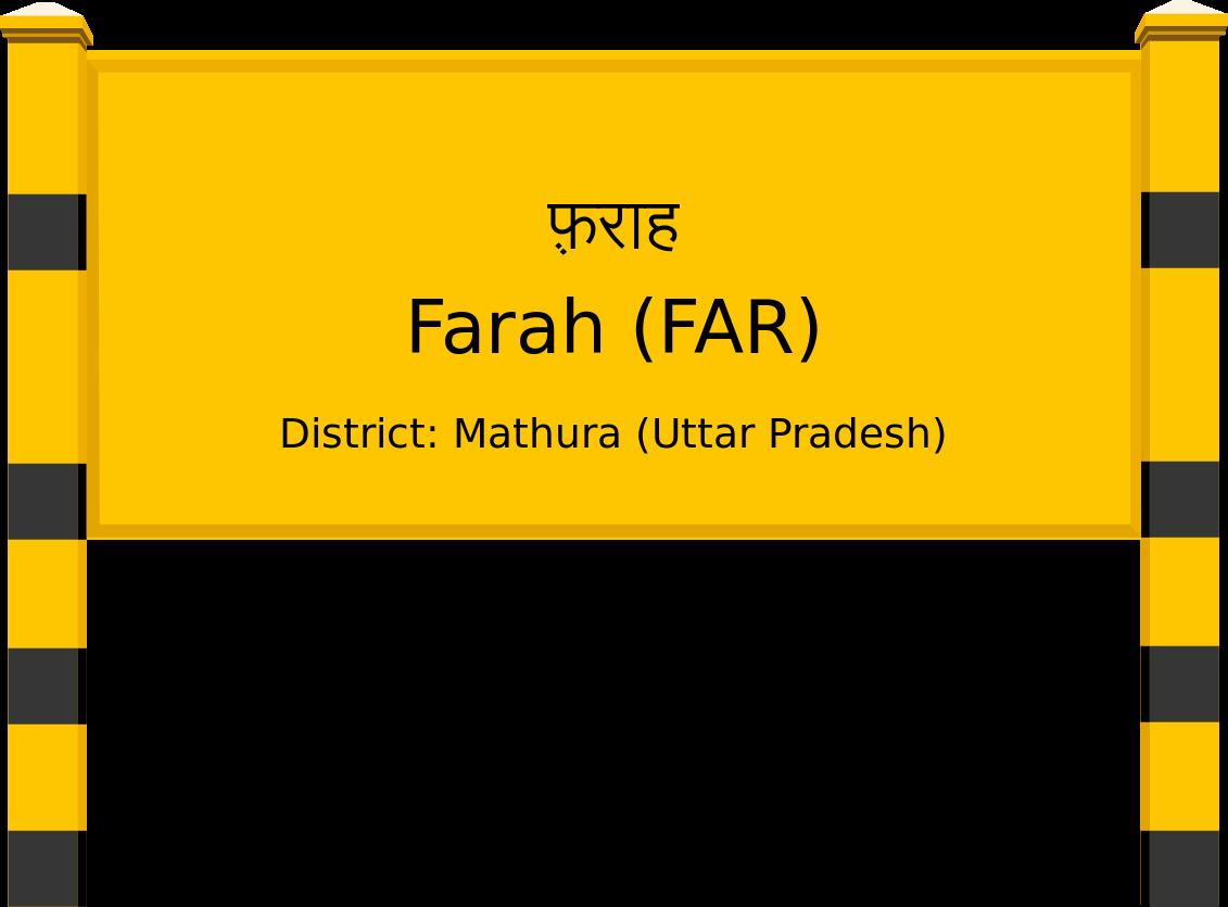 Farah (FAR) Railway Station
