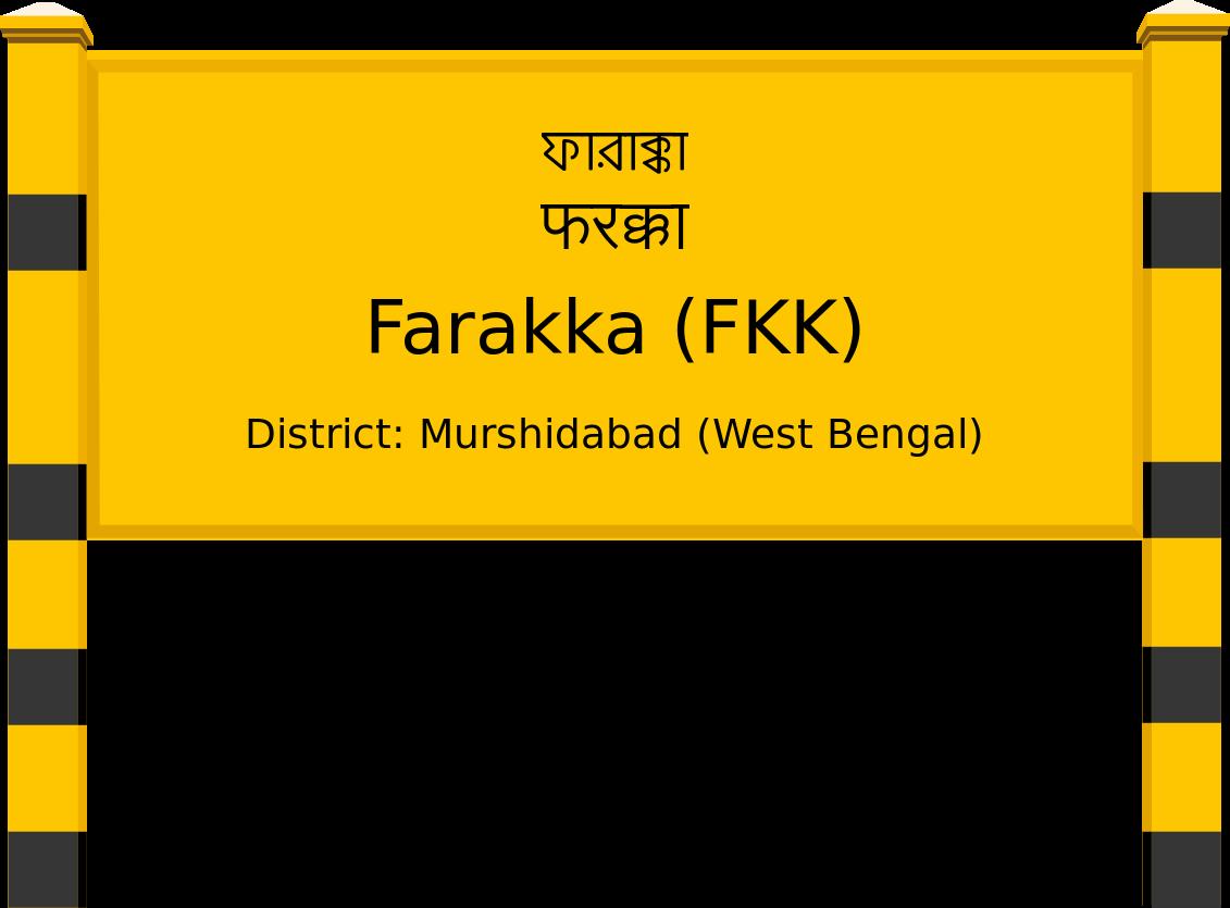 Farakka (FKK) Railway Station