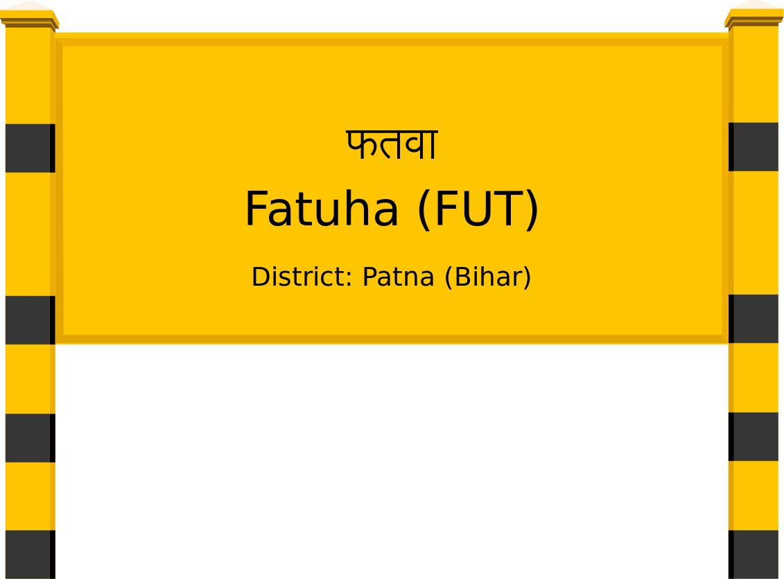 Fatuha (FUT) Railway Station