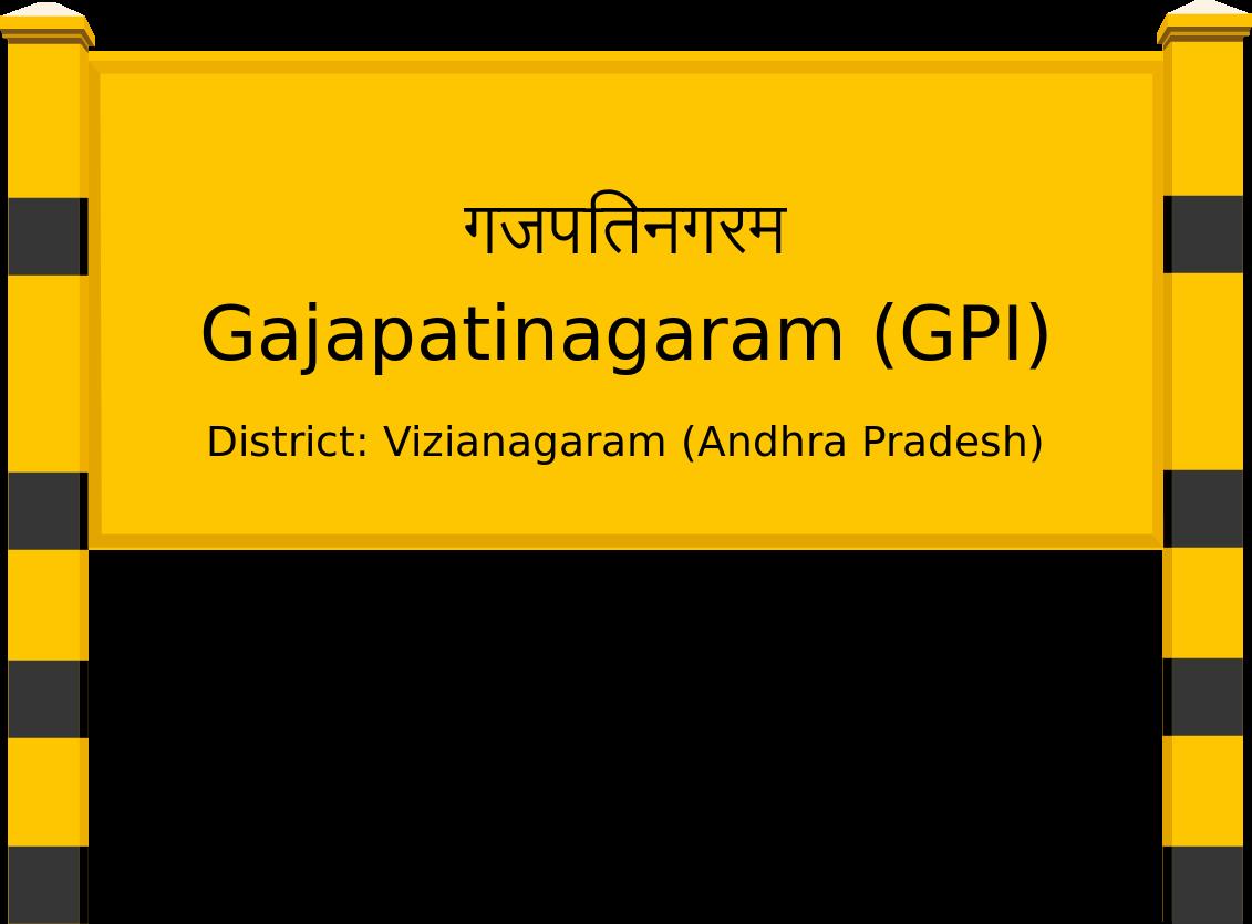 Gajapatinagaram (GPI) Railway Station