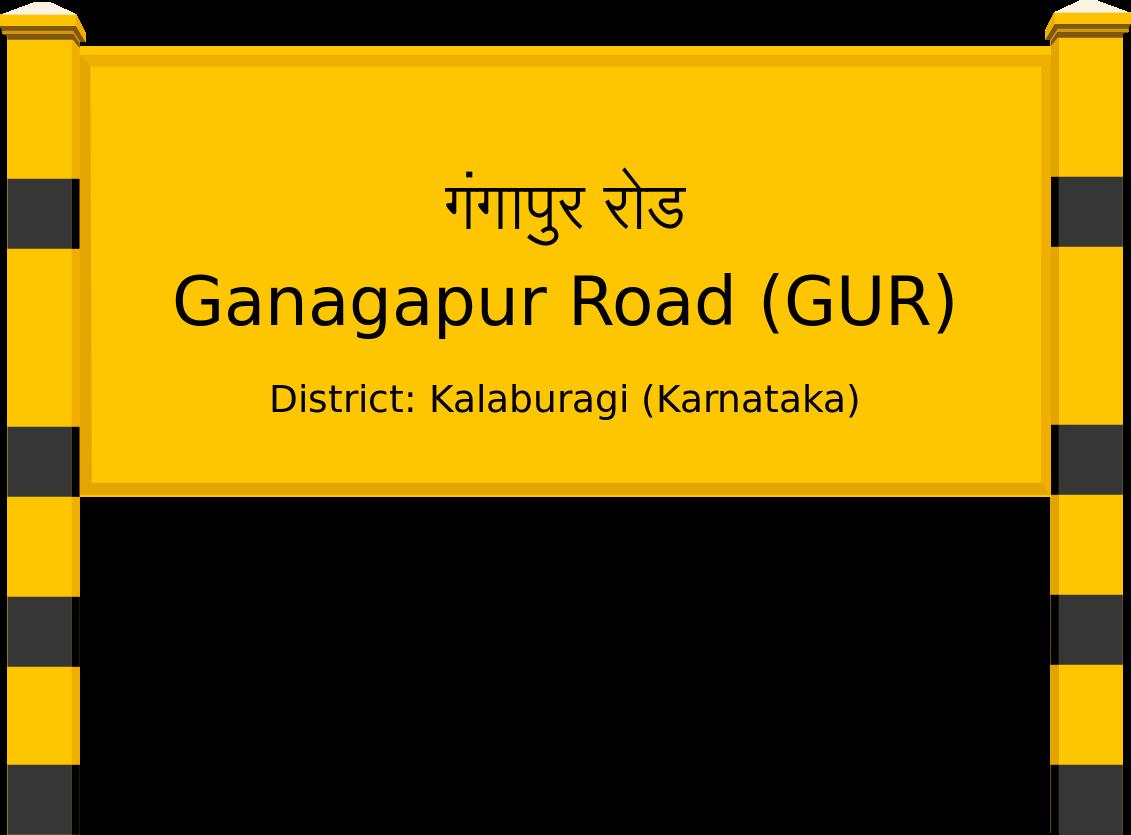Ganagapur Road (GUR) Railway Station