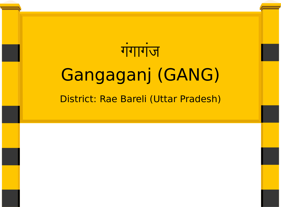 Gangaganj (GANG) Railway Station
