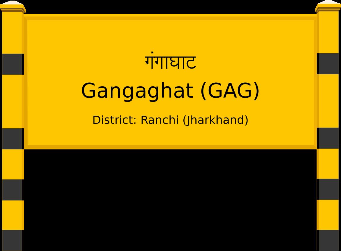 Gangaghat (GAG) Railway Station