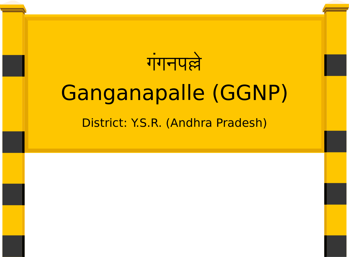 Ganganapalle (GGNP) Railway Station