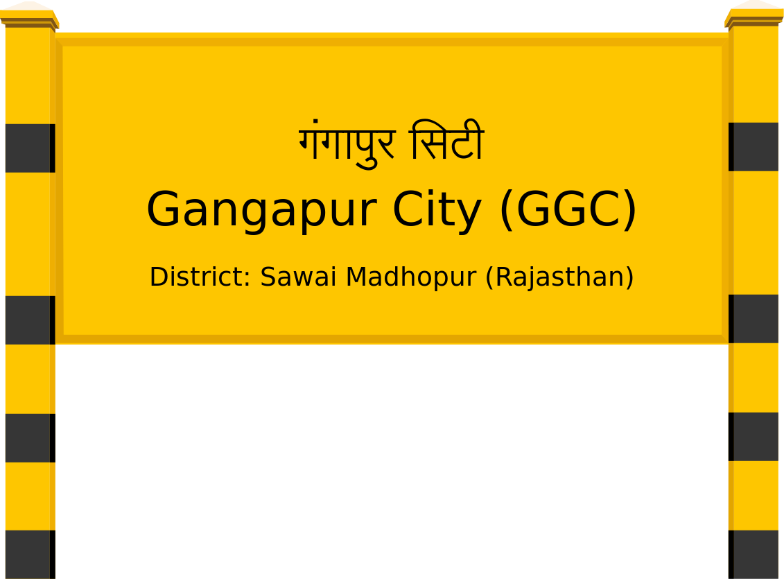 Gangapur City (GGC) Railway Station
