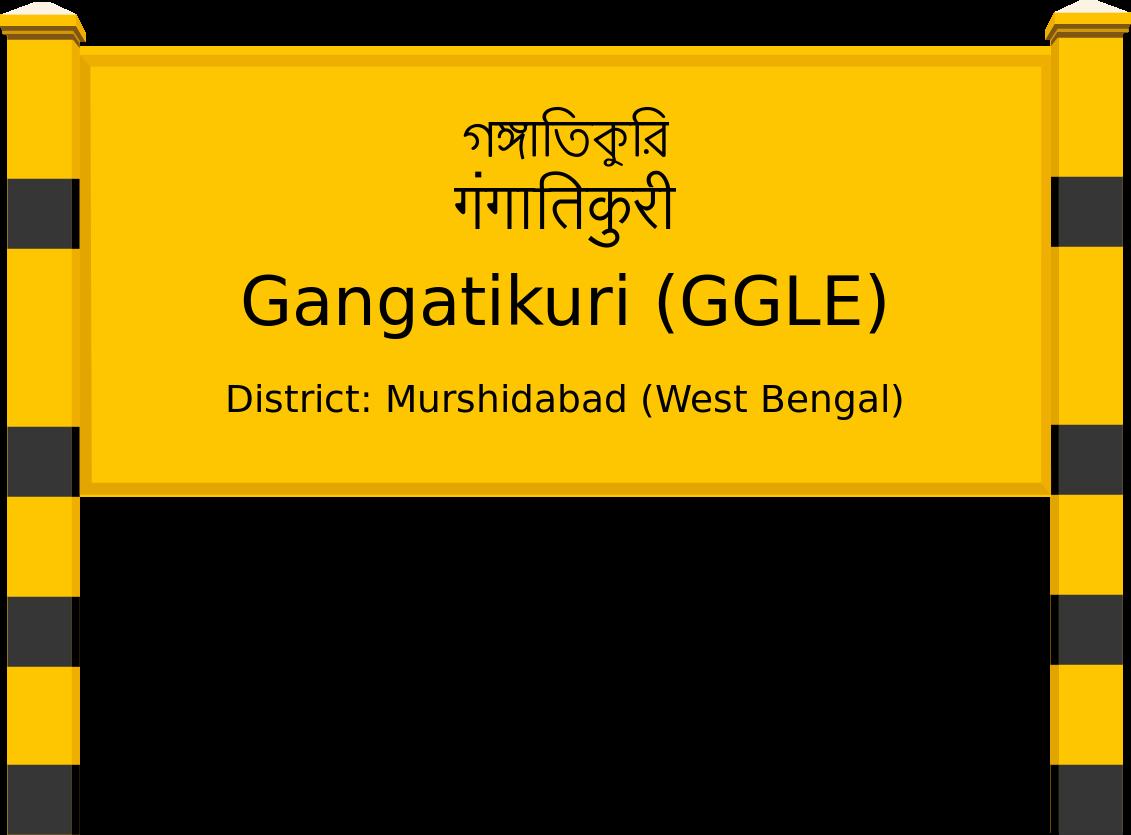 Gangatikuri (GGLE) Railway Station