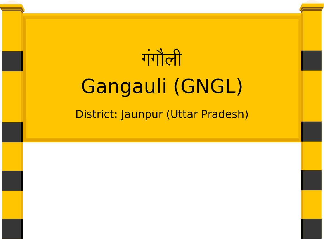 Gangauli (GNGL) Railway Station