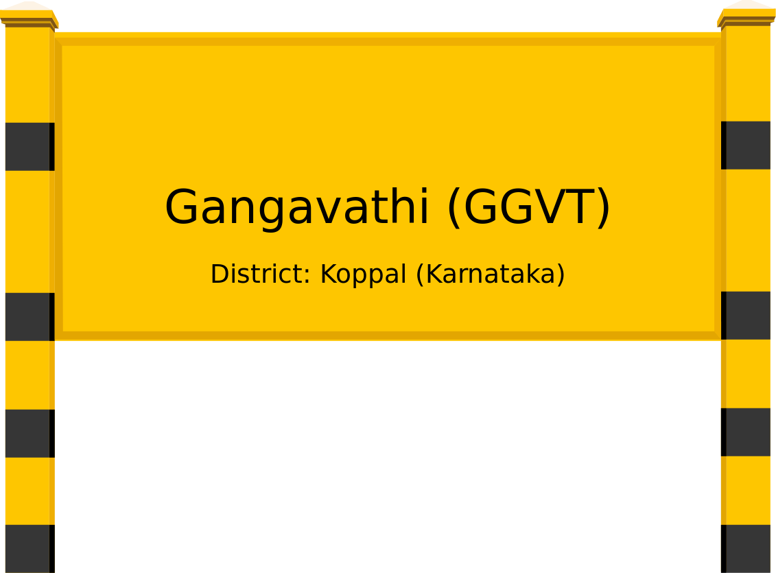 Gangavathi (GGVT) Railway Station