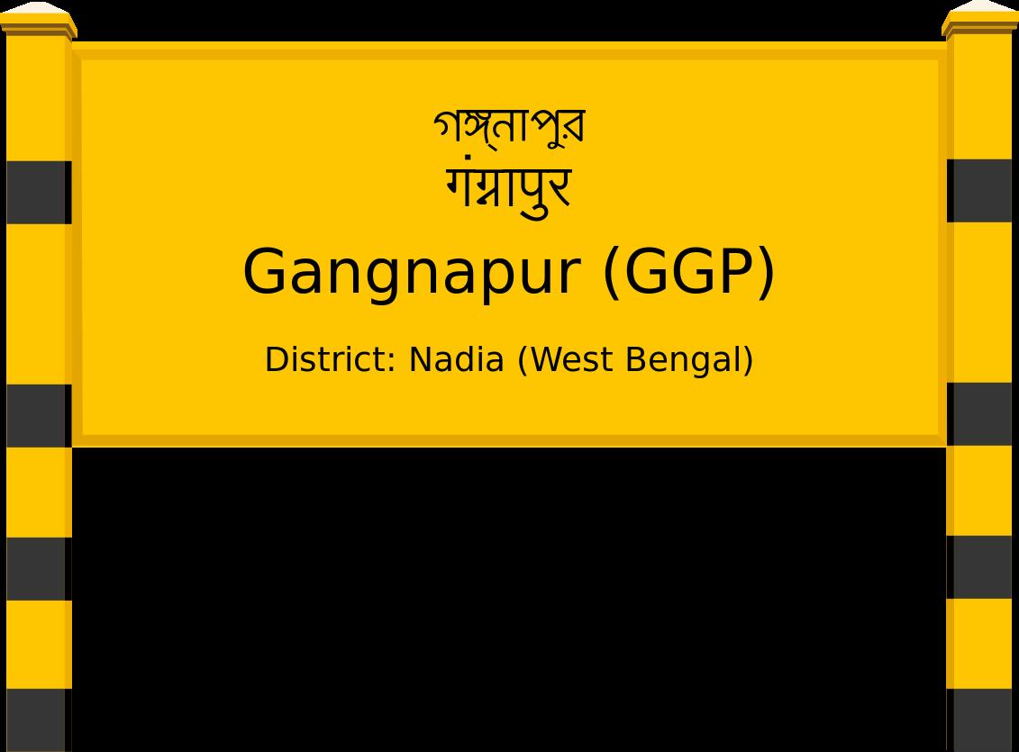Gangnapur (GGP) Railway Station