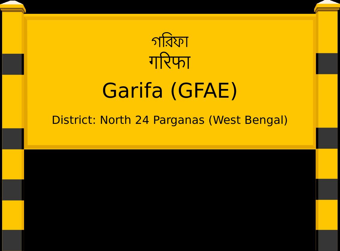 Garifa (GFAE) Railway Station