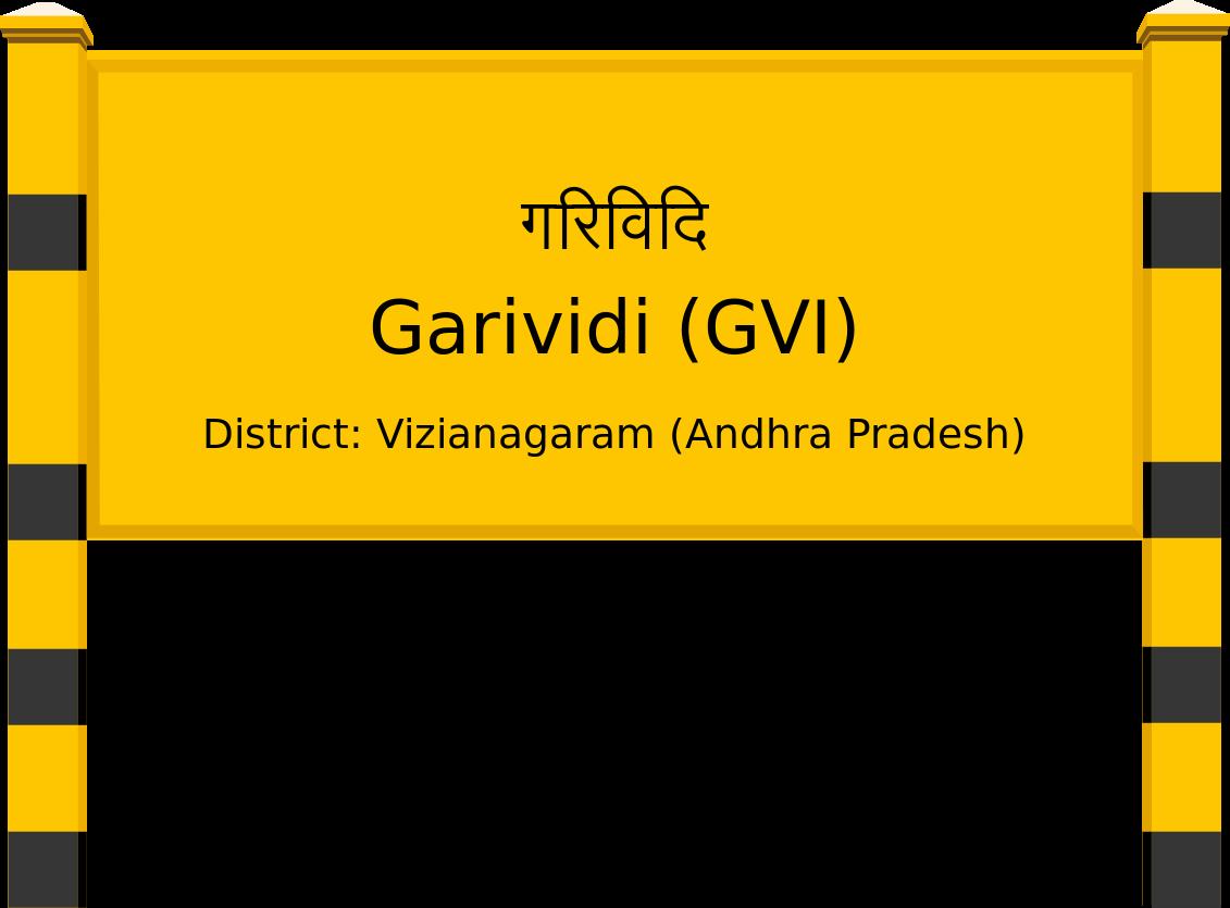 Garividi (GVI) Railway Station