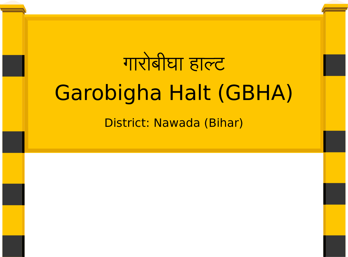 Garobigha Halt (GBHA) Railway Station
