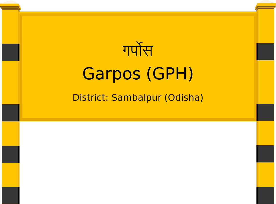 Garpos (GPH) Railway Station
