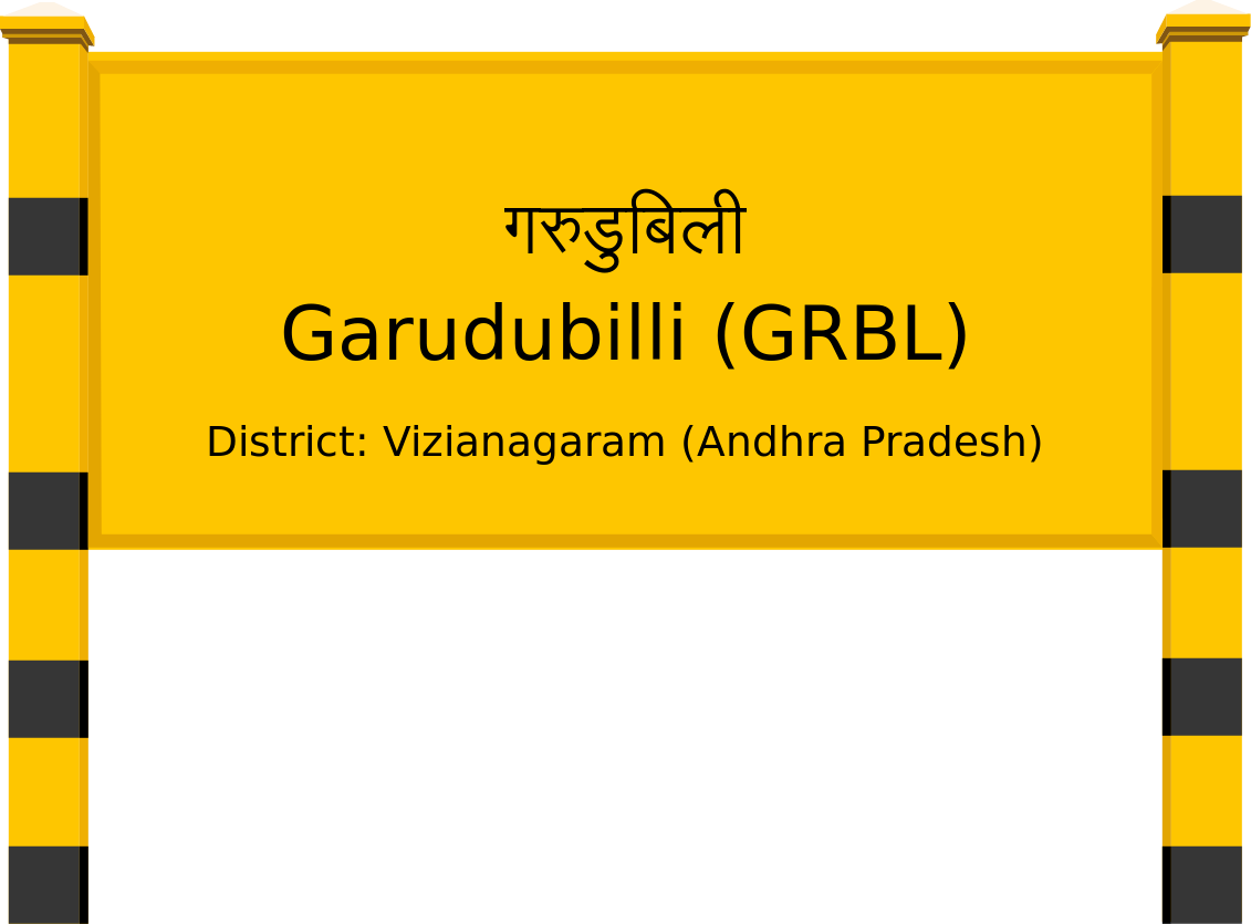 Garudubilli (GRBL) Railway Station