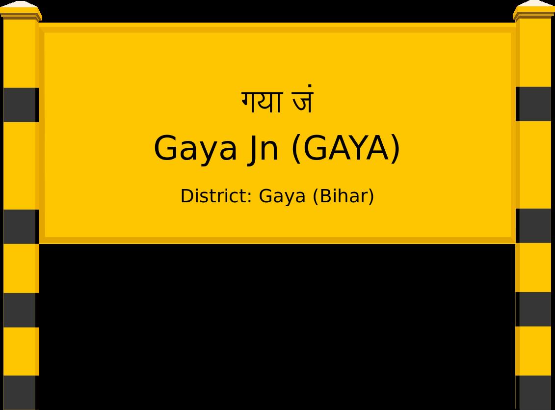 Gaya Jn (GAYA) Railway Station