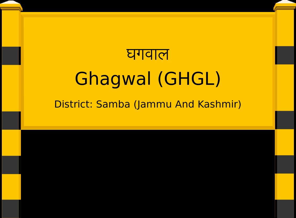 Ghagwal (GHGL) Railway Station