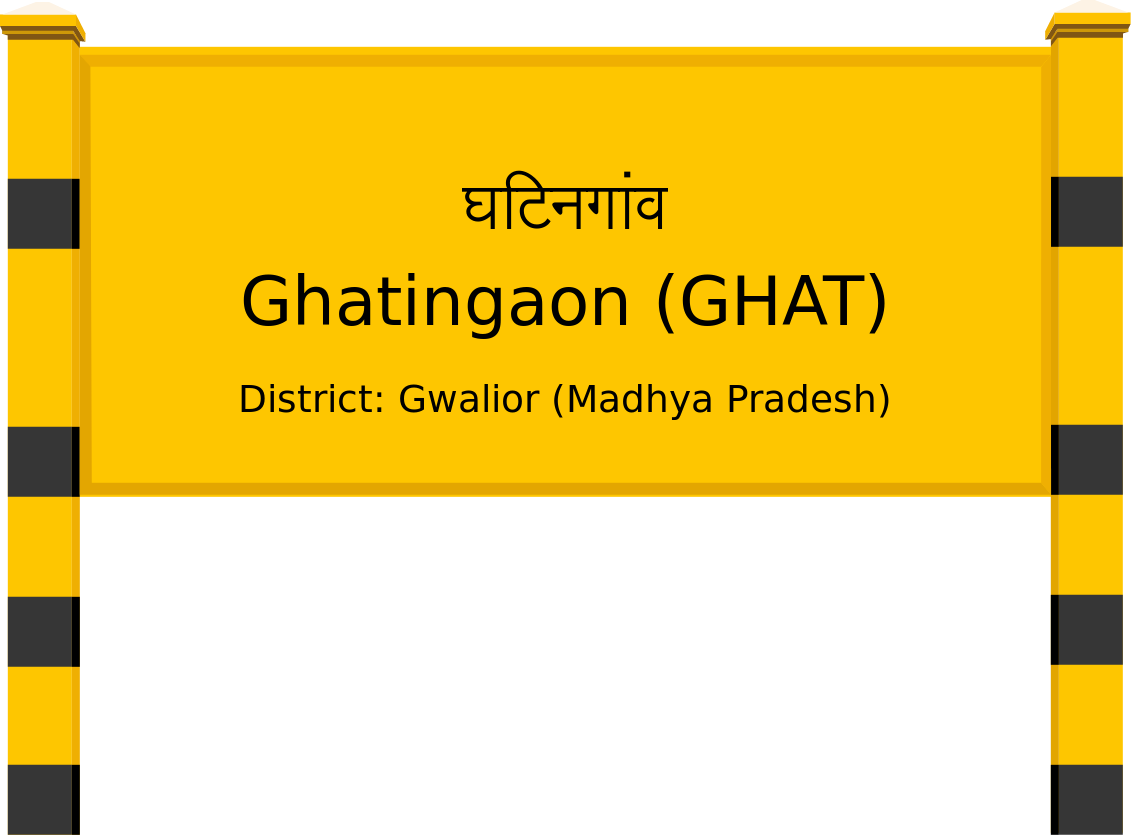 Ghatingaon (GHAT) Railway Station