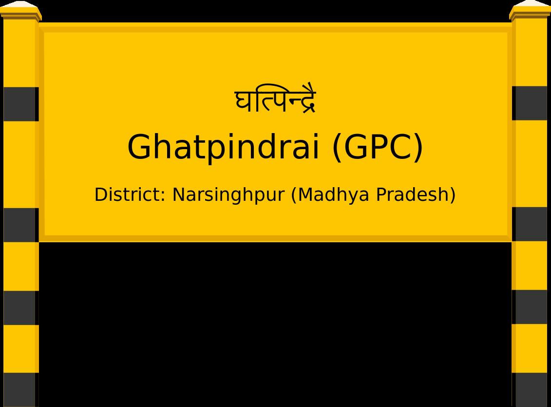 Ghatpindrai (GPC) Railway Station