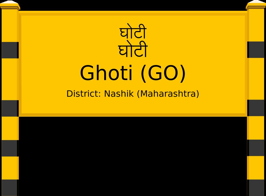 Ghoti (GO) Railway Station