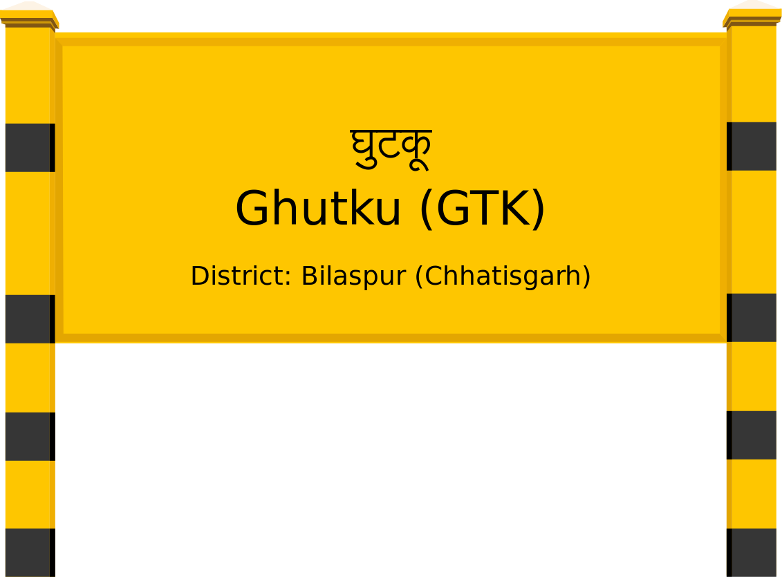 Ghutku (GTK) Railway Station