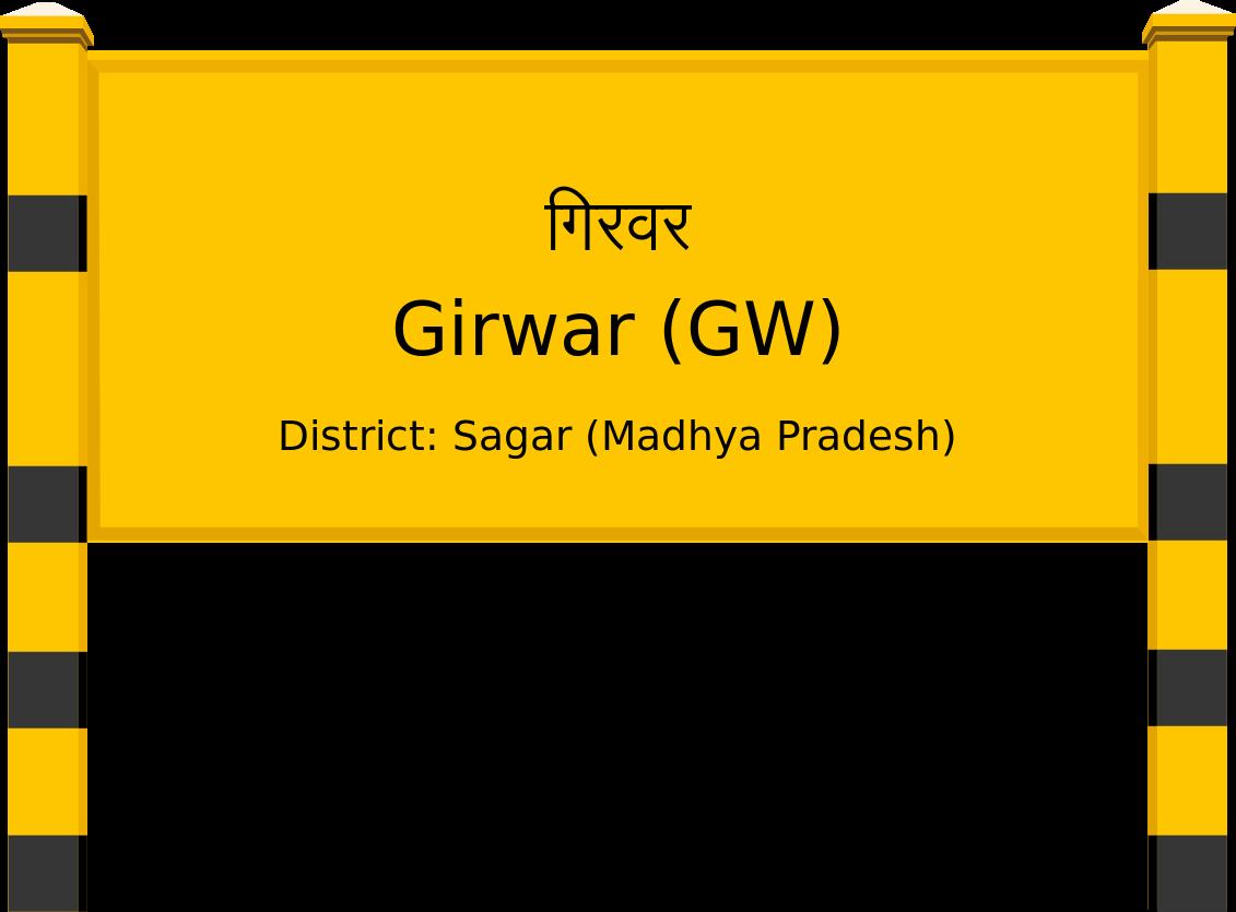 Girwar (GW) Railway Station