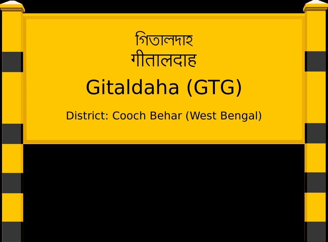Gitaldaha (GTG) Railway Station