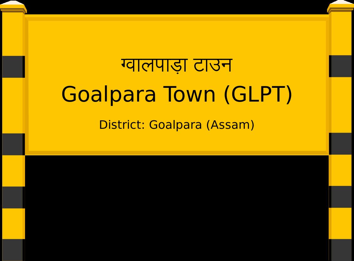 Goalpara Town (GLPT) Railway Station