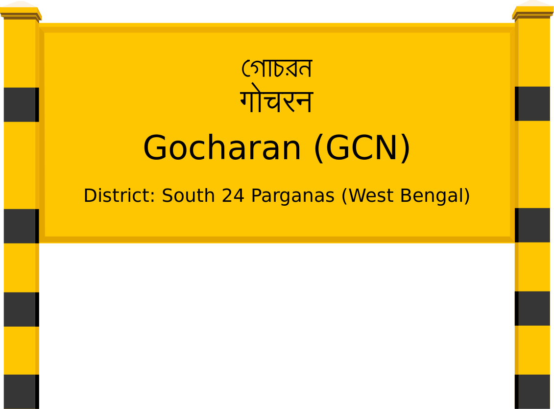 Gocharan (GCN) Railway Station