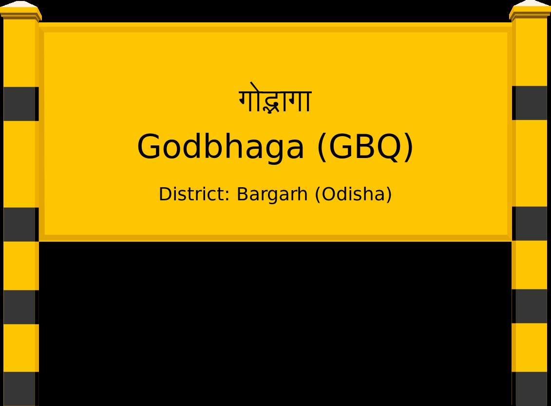 Godbhaga (GBQ) Railway Station