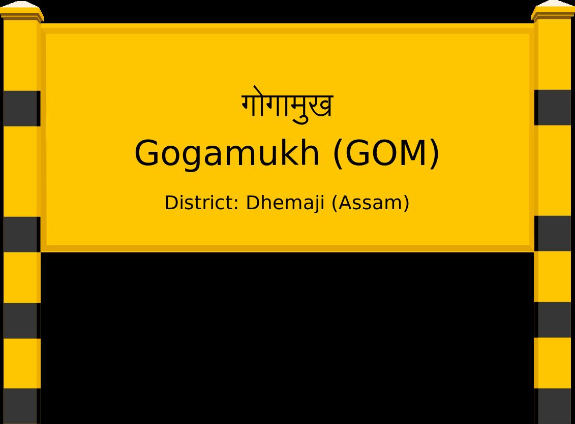 Gogamukh (GOM) Railway Station