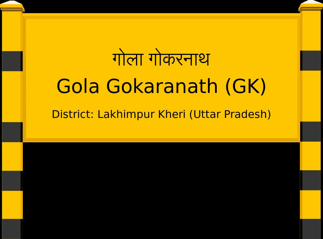 Gola Gokaranath (GK) Railway Station