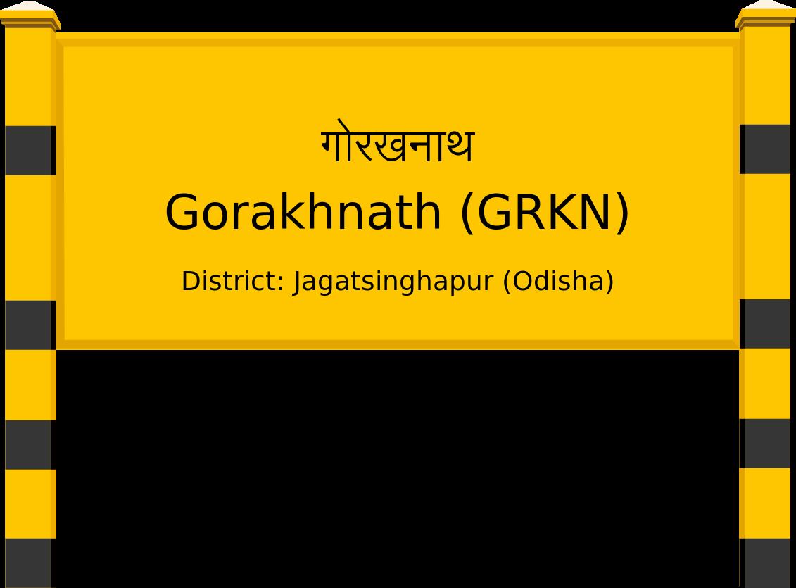 Gorakhnath (GRKN) Railway Station