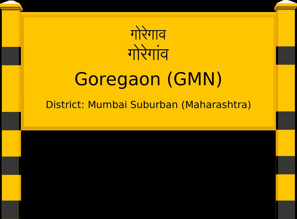 Goregaon (GMN) Railway Station